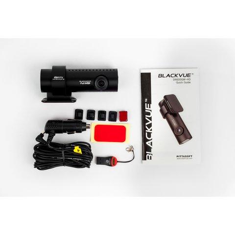 Видеорегистратор с GPS и Wi-Fi BlackVue DR650GW-1CH Превью 5