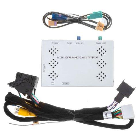 Адаптер подключения камеры заднего и переднего вида для Mercedes-Benz A-класса с системой NTG6.0 Превью 4