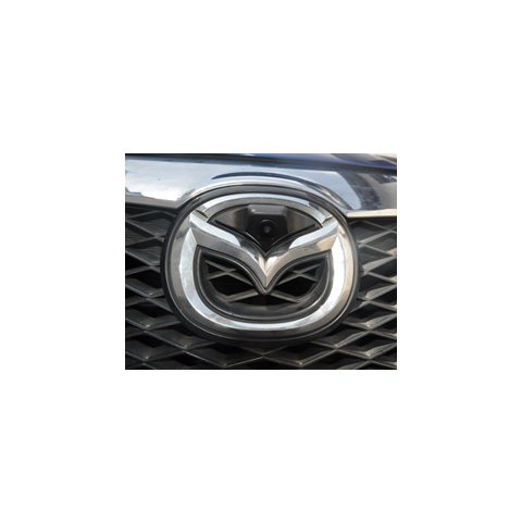 Front View Camera for Mazda Logo Preview 2