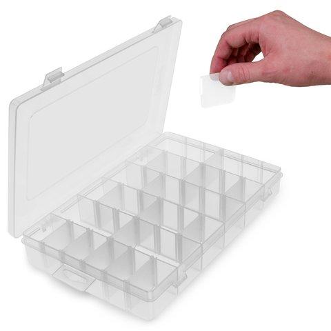 Касетниця для компонентів Pro'sKit 103-132D (275x177x42.5 мм) Прев'ю 1