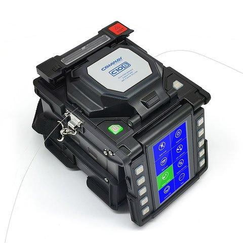 Зварювальний апарат для оптоволокна Comway C10S Прев'ю 1