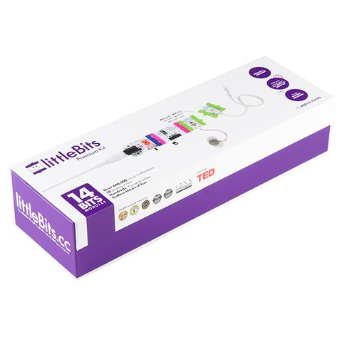 Электронный конструктор LittleBits Набор премиум-класса - /*Photo|product*/