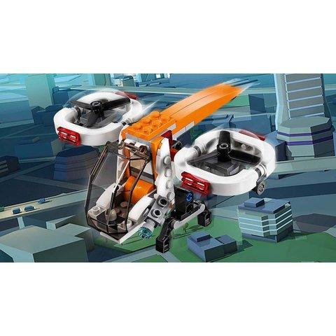 Конструктор LEGO Creator Дрон-разведчик 31071 Превью 2