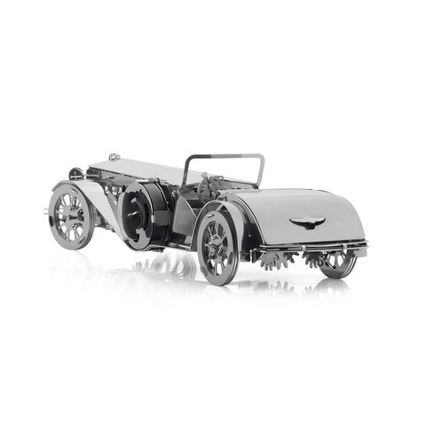 Металевий механічний 3D-пазл Time4Machine Glorious Cabrio Прев'ю 3