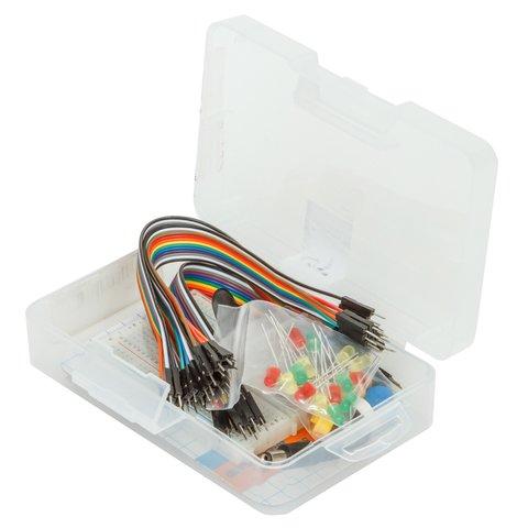 Стартовий набір для Arduino Starter Kit UNO R3 (без плати) + посібник користувача Прев'ю 6