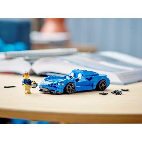 Конструктор LEGO Швидкісні перегони McLaren Elva 76902 Прев'ю 9