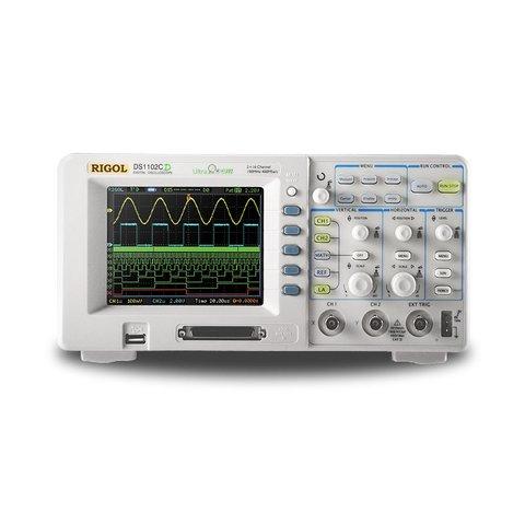 Rigol DS1042CD Mixed Signal Oscilloscope Preview 1