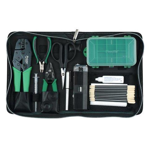 Fiber Optic Tool Kit Pro'sKit 1PK-940KN Preview 1